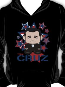 Team Cruz Politico'bot Toy Robot T-Shirt