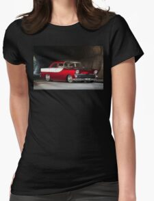 The Chop Shop FB Holden Sedan Womens Fitted T-Shirt