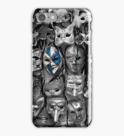 A Face Stands Out iPhone Case/Skin