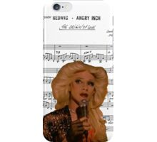 Origin of Love ~ Hedwig and the Angry Inch iPhone Case/Skin