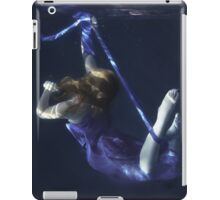 The Blue Ribbon iPad Case/Skin