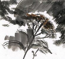 Monarch's Garden by Rami Efal
