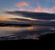 Sunrise, Hawkes Bay, NZ by Wayne Blair