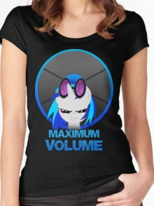 Maximum Volume Women's Fitted Scoop T-Shirt