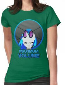Maximum Volume Womens Fitted T-Shirt