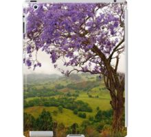 Tropical hide-away iPad Case/Skin