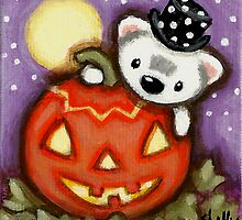 Claude and the Pumpkin by Shelly  Mundel