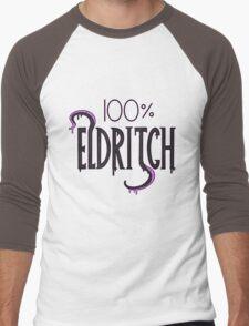 100% ELDRITCH Men's Baseball ¾ T-Shirt