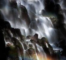 Ramona Falls Rainbow by Tula Top