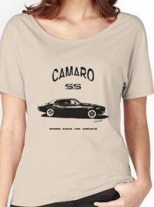 Camaro SS v2 Women's Relaxed Fit T-Shirt