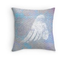 Rinoa's left wing dreamy grunge Throw Pillow