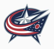 Columbus Blue Jackets Logo by PipecleanerKing
