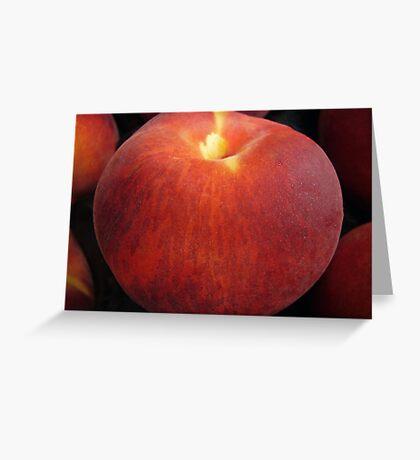 ~Peach~ Greeting Card
