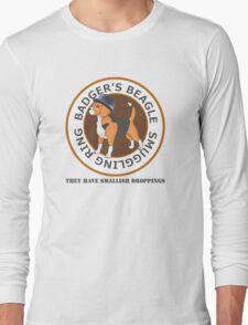 Badger's Beagle Smuggling Ring V2.5 Long Sleeve T-Shirt