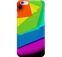 Stained Glass Rainbow iPhone Case/Skin