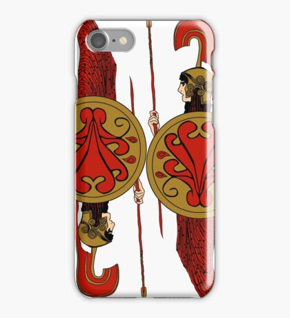 Jack of Hearts iPhone Case/Skin