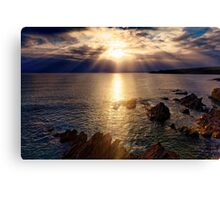 West Cork Coastline Canvas Print