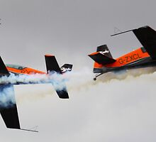 Opposition Blades by Richard Durrant