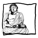Meditation at the shrine... by motherhenna