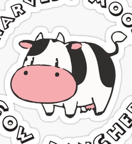HARVEST MOON: COW RANCHER Sticker