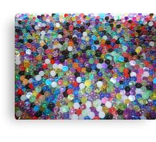 Jelly Balls Canvas Print