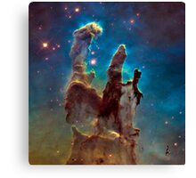 Pillars of Creation Canvas Print