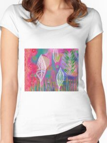 Garden - Revival Women's Fitted Scoop T-Shirt