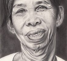 Vietnam, a portrait 2013 by Mitchell O'Mahoney
