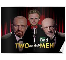 Two and a Half Bad Men Poster