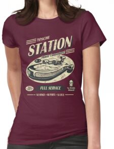 Tosche Station Womens Fitted T-Shirt