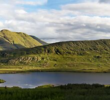 Tawnyard Lough, Mayo by Nicola Lee