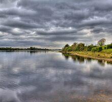 Urlaur Lake, Kilmovee, Mayo by Nicola Lee