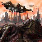 City of Steam and Stench by Matt Bissett-Johnson