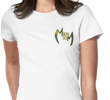 Teeny Mewling Quim Womens Fitted T-Shirt