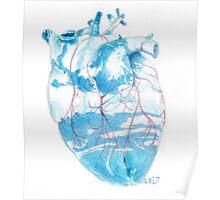 Blue Veins Poster