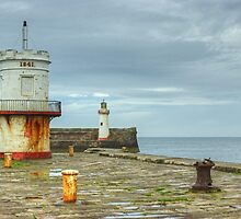 Whitehaven Lighthouses by VoluntaryRanger