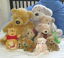 One Big Happy Family by lynn carter