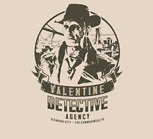 Valentine Detective Agency - Green Unisex T-Shirt