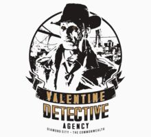 Valentine Detective Agency - Black by moombax