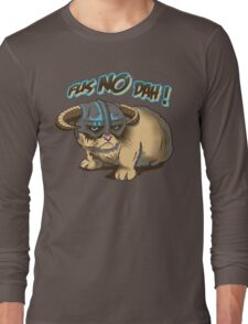 Dovahkat Long Sleeve T-Shirt