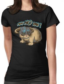 Dovahkat Womens Fitted T-Shirt
