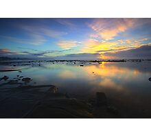 Bateau Bay, NSW Sunrise Photographic Print