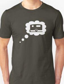 caravan dreaming Unisex T-Shirt