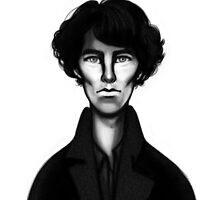 Sherlock by blanquiurris