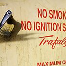 No smoking - Newtown, Sydney by fionapine