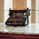 Hesse's Typewriter by Francesca Wilkins
