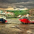 Storm Brewing by Tarrby