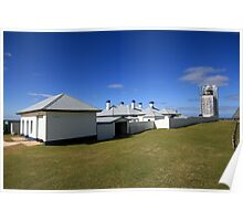 Green Cape Lighthouse Poster