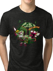 The Legend of Zim Tri-blend T-Shirt
