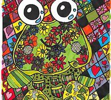 Froggie by Kaylin Watchorn